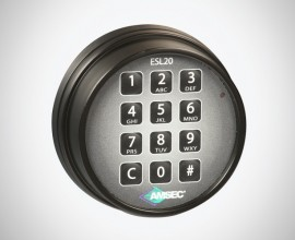 ESL Series Electronic Safe Locks (ESLXL)